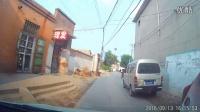 超级搞笑视频:【美丽新农村】辛集市安古城村行车记录