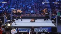wwe  Jeff Hardy与MVP vs.大秀与大网站。乌玛嘎与Kenned先生da0111