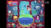 美人鱼系列游戏之爱丽儿公主的咒语美人.美人鱼动画片