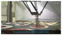 【aairobot】ABB FlexPickers 工业机器人制作披萨
