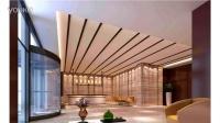 河源星级酒店装修设计公司分享-首选金思维装饰!