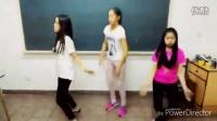 中学女生 跳TFBOYS 是你 舞蹈版 dance cover