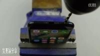 苹果iPhone 7没有3.5mm耳机孔 他自己钻了一个 ︿( ̄︶ ̄)︿