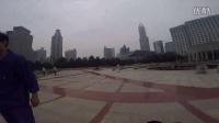 BMX街式大神Garrett Reynolds在上海BMX 第一人称 带你刷街