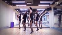 性感丝袜练习室舞蹈国产美女团热舞02
