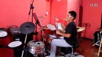郑伊健 - 知己自己 (《古惑仔2之猛龙过江》电影主题曲)drum cover 李昊泽 爵士鼓 基本练习曲