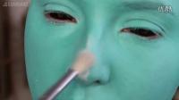 【特效化妆】小清新版下水道的美人鱼