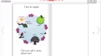 廖彩杏书单I AM系列全10册~05 I am_an_apple 【葆育乐】
