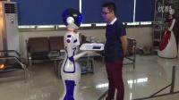 澳博三代餐厅机器人功能演示