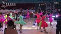 2016年中国体育舞蹈公开赛(郑州站)业余单人新秀组A级L决赛伦巴 (2)