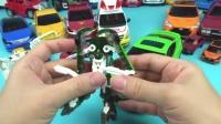 汽车玩具——新微变形金刚机器人车