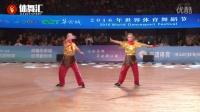 2016年世界体育舞蹈节-中国功夫表演