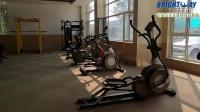 健身房商用健身器材-跑步机-动感单车