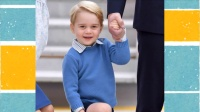 威廉凯特一家四口现身 小公主咬手超欢乐 160925