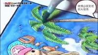 搞笑动漫:路飞是怎么创造出来的,尾田荣一郎画《海贼王》的过程,太厉害了
