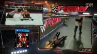 WWE2016年9月26日终极对决斯丁回归wwe(中文解说)