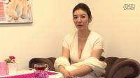 黄奕到日本Fbs美胸沙龙体验博露美丰胸胸部下垂护理服务