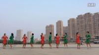 樟树曼哈顿杨小英舞蹈队分队《你不来我不老》