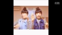 【市野莉佳&市野莉子】超萌双胞胎可爱时刻剪辑