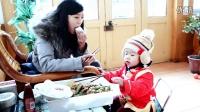 2016.2.5 la yue 二十七 hui jia guo nian