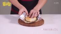 火腿鸡蛋焗面包