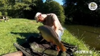 男子用自制玉米粒钓鱼,不断中大鲤鱼!