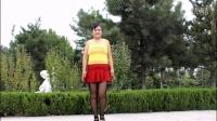 时光幸福广场舞 外景拍摄 韵律保健操【爱拼才会赢】习舞