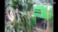 牡丹江玉米秸秆粉碎打捆机回收打包机视频