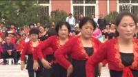 大石桥市吕王红莲舞蹈队黄土岭参赛视频