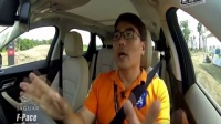 深度试驾捷豹f-pace高性能跑车型suv新车评网新浪汽车