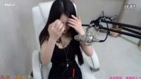 熊猫TV 美女主播 薇薇萌主 女璞装 黑色连衣裙 粉红色衣服 直播回顾 09 02_高清