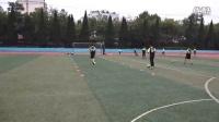 十五中校园足球联赛 训练视频
