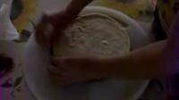 西餐美食手把手教学 可口美味培根披萨制作全过程