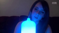 [ASMR] Ear Tickling & Unintelligible Whispering W-Oil Diffuser