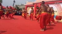 永宁文化节拍胸舞