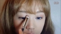【妆师】[英文字幕]红丝绒冰激凌蛋糕温迪化妆教程 Red Velvet Ice Cream Cake Wendy Makeup Tutorial&微博@妆师