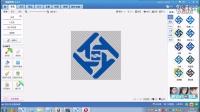 2电脑基础:怎么制作透明logo水印和版权信息,微商入门知识教程