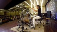 2016上海音乐学院IPEA国际打击乐比赛少年组亚军-九拍李思瑾