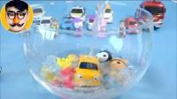 小企鹅啵乐乐游泳 392