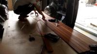 西安大众凯路威铺木地板商务车 房车专用游艇实木地板