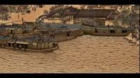 3D动态国粹清明上河图原版视频
