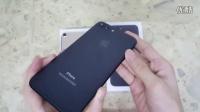 一比一高精仿磨砂黑苹果iphone7plus手机性能评测  双摄像头超清像素  运行流畅无比