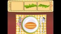 儿童烹饪游戏 做披萨 汉堡 热狗 了解消化过程 苹果iOS游戏 做饭 料理