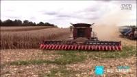 世界最大24行玉米收割机