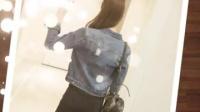 2016春秋季韩版长袖破洞牛仔夹克衣短款外套帅气百搭修身女装特价