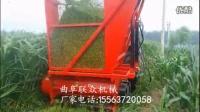 拖拉机倒开式青储牧草秸秆粉碎回收机 玉米秸秆收割回收机