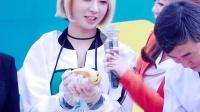 161001 韩猪公司纪念日活动 饭拍1 三明治制作 AOA 草娥 1080p 30帧 (无字)