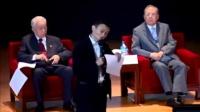 一个美国高官问马云,中国将来超过美国怎么办,看马云怎么对答