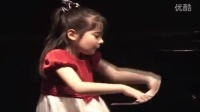 Umi Garrett, 8 yr. Old - Liszt Gnomenreigen