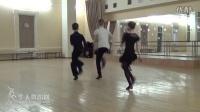 牛仔舞教学